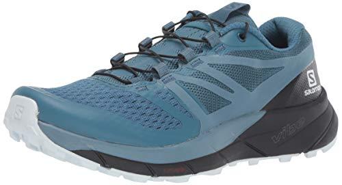 Salomon Sense Ride 2 W Zapatillas de Trail Running Blue
