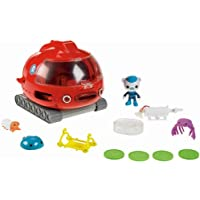 Octonauts Gup X Shoot and Rescue Vehicle