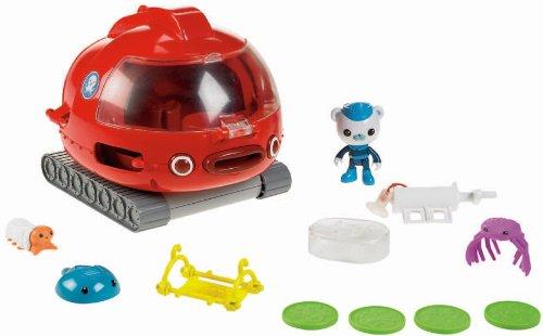 Octonauts - Vehículos, Shoot and Rescue