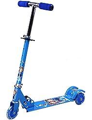 Tante Tina - Pasola / Patinete para niños - De 3 ruedas - Azul