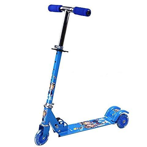 Tante Tina - Trottinette enfants / Scooter - à 3