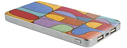 color-dreamsr-portatile-caricabatterie-disegno-batteria-esterna-power-bank-caricatore-mobile-12000-m
