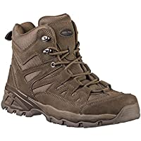 Mil-Tec Tactical Boot Two de Zip Foliage, Gris