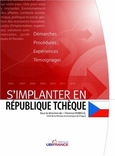 S'implanter en République Tchèque