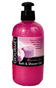 Gel douche gourmand Marshmallow, 250ml