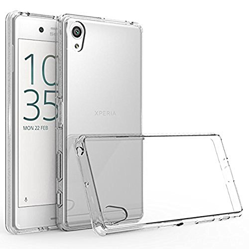 Plus Exclusive Soft Silicone TPU Transparent Clear Case Soft Back...