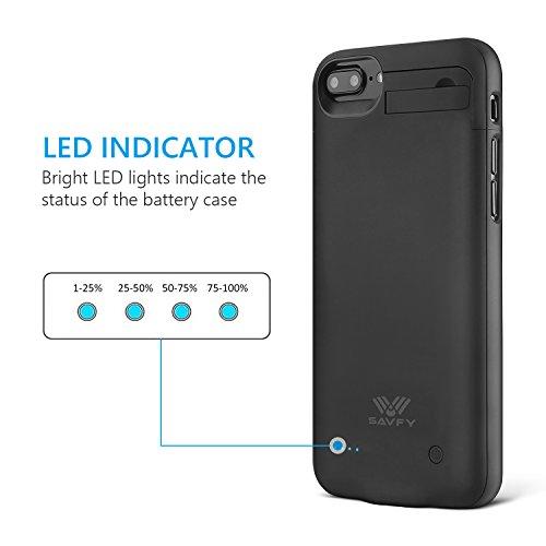custodia iphone 7 batteria