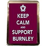 Burnley F.C - Keep Calm Fridge Magnet