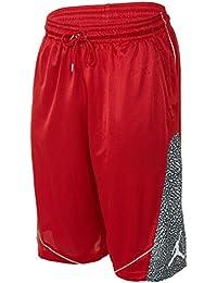 273ef058598 Nike 589346 – 100 Air Jordania Fly Elefante Pantalones Cortos Prendas de  Vestir Prendas de Vestir