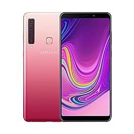 Samsung A920 Galaxy A9 Smartphone da 128 Gb, marchio Tim, Rosa [Italia]