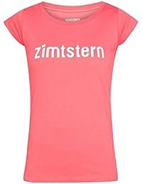Zimtstern Damen T-Shirt TSW Logotype