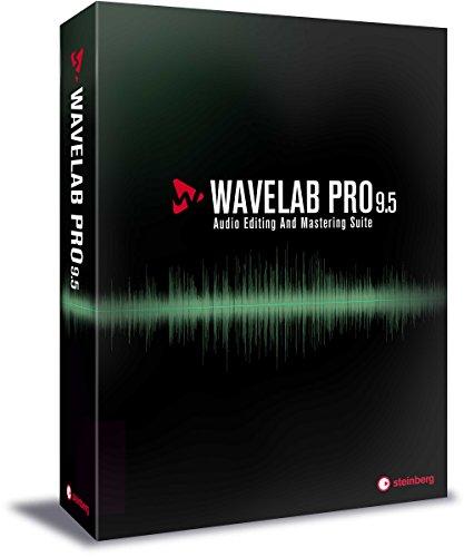 Preisvergleich Produktbild Steinberg WaveLab Pro 9.5