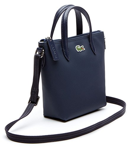 Lacoste L.12.12 Concept XS Shopping Cross Bag Eclipse