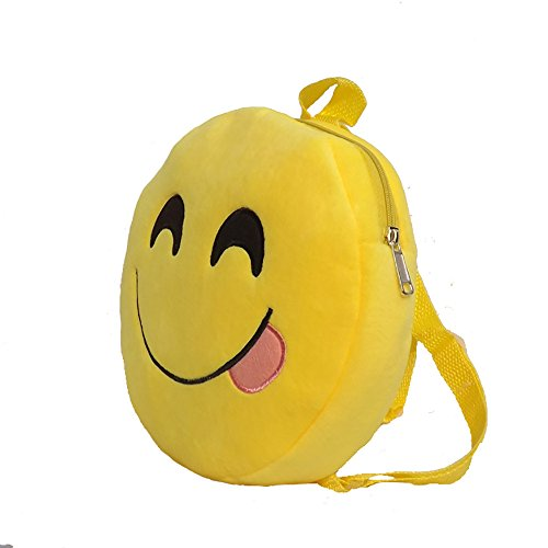 Imagen de esailq bolsos  de emoticon emoji lindo mini para adolescentes mujer niñas estudiantes i  alternativa
