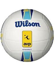 Wilson AVP Vorteil Outdoor Volleyball (blau)