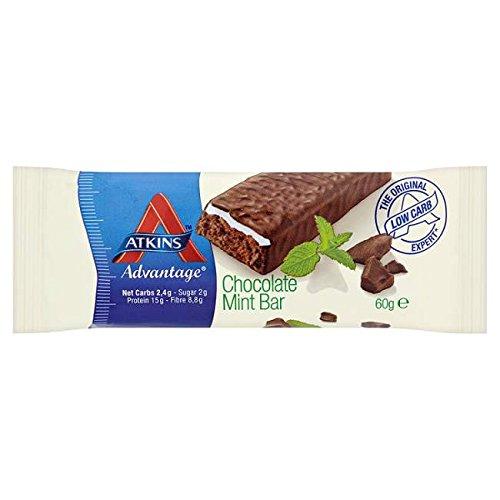 Atkins Vorteil Schokolade Minze Wandstange 60g