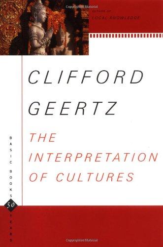 The Interpretation of Cultures (Basic Books Classics)