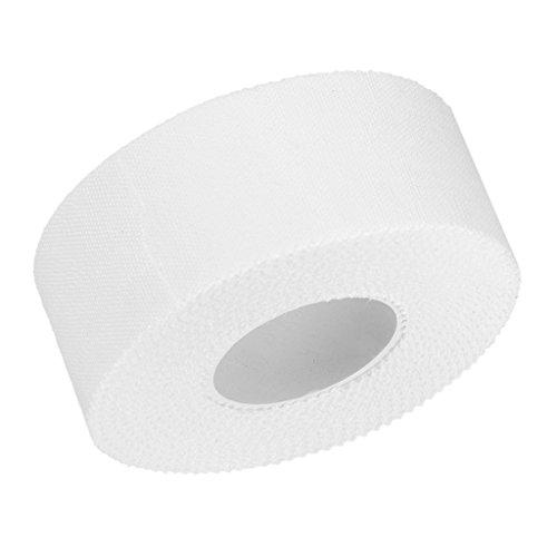 Weißes Athletisches Band (Baumwolle Selbsthaftenden Verpackungs-Verband Sport Zu Hause Notfall Athletische Band Weiß)