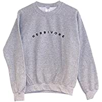 Chilledworld - Herbivore | SWEATSHIRT Vegan Vegetarian Hipster Indie Clothing