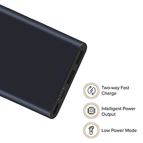 Mi 10000mAH Power Bank 2i (Blue)- Extra Rs.100 Back on prepaid Orders