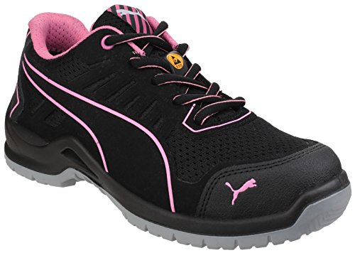 fenty puma schuhe Puma Sportschuh Safety Zapato Fuse TC Pink ESD SRCS1P 38