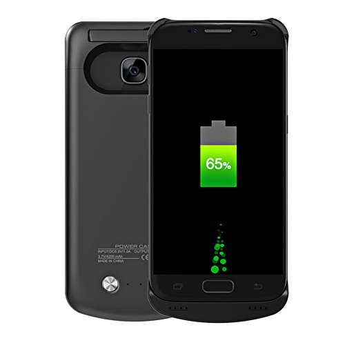 Modernway Samsung Galaxy S7 Rechargeable External Battery Case