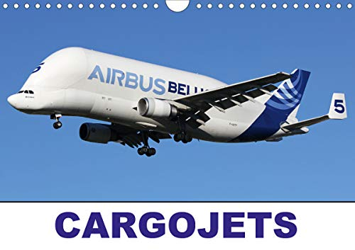 CARGOJETS (Wall Calendar 2020 DIN A4 Landscape): Freighter aircraft from around the world (Monthly calendar, 14 pages ) (Calvendo Places)
