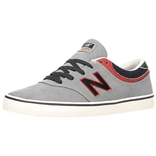 New Balance Numeric Quincy-254 Steel Métallique