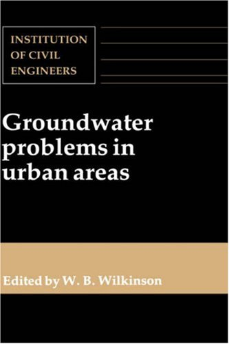 Groundwater Problems in Urban Areas