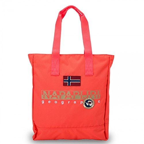 Borsa donna Shopping Napapijri North Cape 5ANN3R21 (FUCHSIA FLUO)