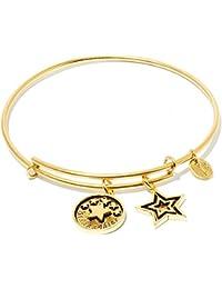Chrysalis Women Brass Gold Bangle CRBT0724GP- cG2KMA