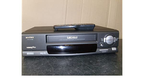 MATSUI VCR VIDEOPLUS REMOTE CONTROL VP 9605