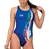 Okeo - Costume Nuoto Donna - Tagete