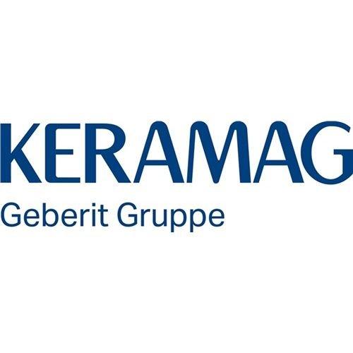 Keramag 574120000 WC-Sitz iCon, mit Deckel Scharniere: Metall, weiß - 3