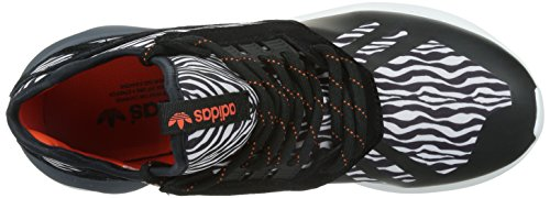 adidas Uomo Tubular Runner Scarpe da Ginnastica Basse Bianco/Nero