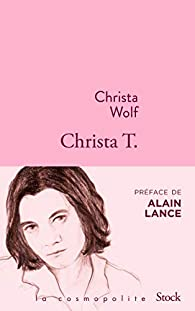 Christa T. par Christa Wolf