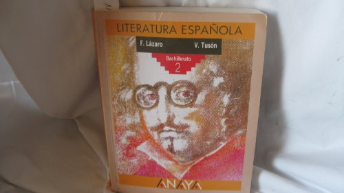 Literatura española, 2 bup