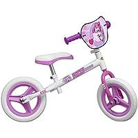 "TOIMSA 128–Bicicleta sin pedales para niña–Super Wings–10"""