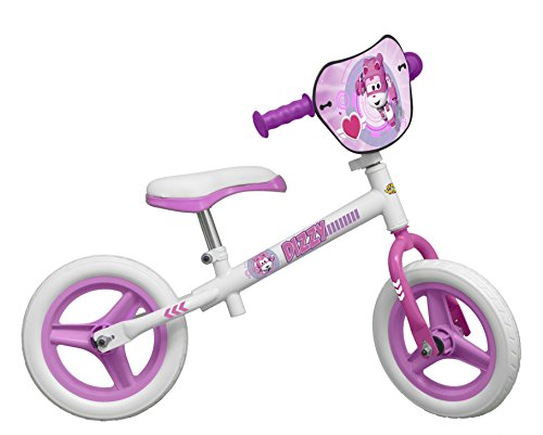 TOIMSA 128–Bicicleta sin pedales para niña–Super Wings–10'