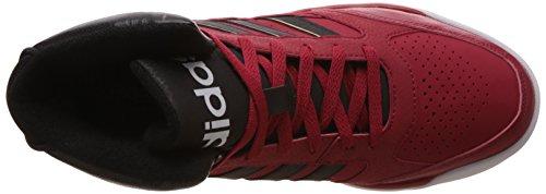 Adidas neo AW5193 Scarpa ginnica Uomo Rosso