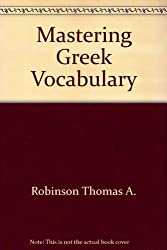 Mastering Greek Vocabulary