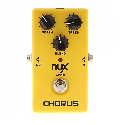 nuxr-ch-3-guitar-electric-effect-pedal-chorus-low-noise-bbd-high-quality-true-bypass-yellow