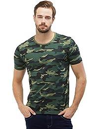 Kuwait T-shirt, Kuwait T-shirts, Manufacturer, Supplier, Distributor, Wholesale Cotton Camouflage Half Sleeve T-Shirts