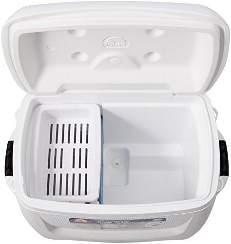 Igloo Kühlbox Marine Breeze Ultra Eisbox mit Rollen 50 QT