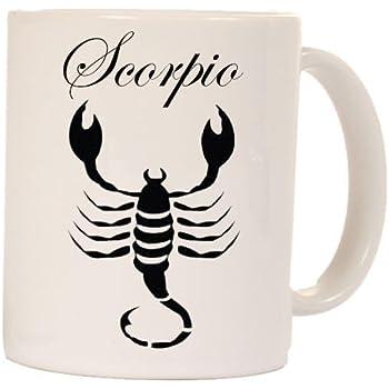 Zodiac Coffee Mug - Scorpio