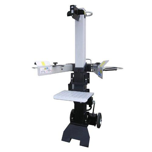 Fendeur / fendeuse de bûches électrique verticale - pression hydrolique de 6 TONNES - 230 V