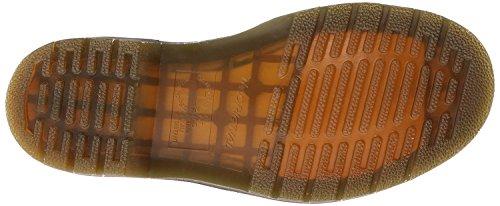 Dr. Martens 1461 Pw, Chaussures de ville mixte adulte Noir - Noir lisse