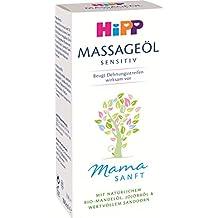 HiPP Mamasanft Massage-Öl, 2er Pack (2 x 100 ml)