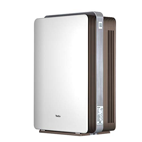 41dQ M5GyFL. SS500  - Air Purifiers 3-In-1 True Hepa Filter, Activated Carbon, Negative Ion Generator - Allergies, Smoke, Dust, Pets, Pollen Purification, Home Quiet Purifier
