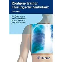 DVD-ROM Röntgen-Trainer Chirurgische Ambulanz. Ab Windows 98/ME/2000/XP: Über 1.700 Röntgenaufnahmen